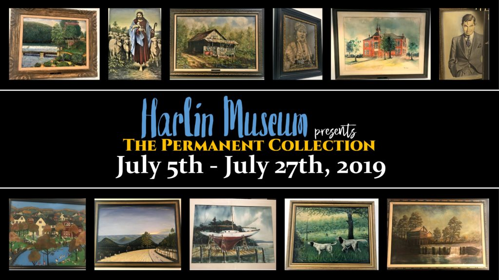 Harlin Museum presents The Permanent Collection @ Harlin Museum